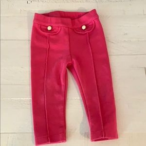 Pink Janie and Janie baby pants